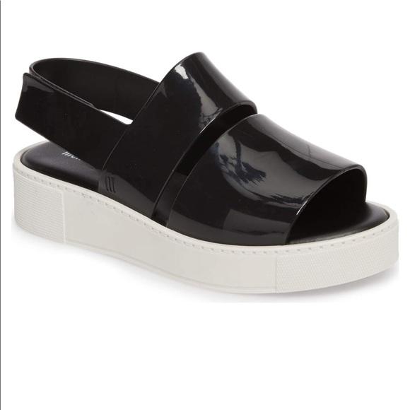 9473f3411d5 ... Melissa SOHO platform sandal NWOT 6. M 5af880d15521be6719b58758